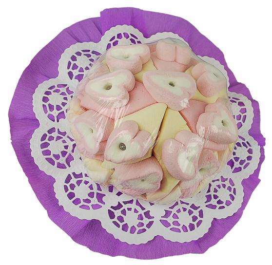 Marshmallow Strauß