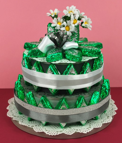 Torte grün