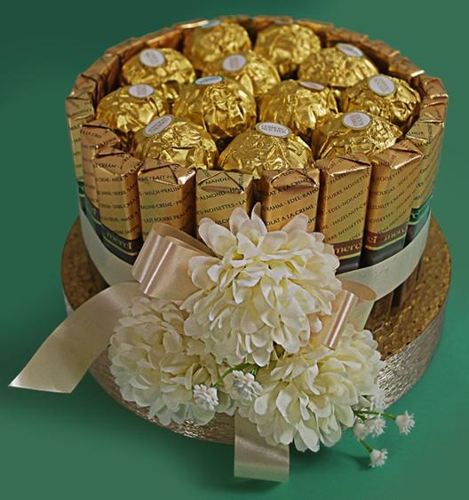 Gold Torte