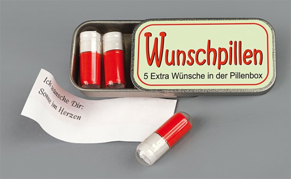 Wunschpillen / Wunschkapseln