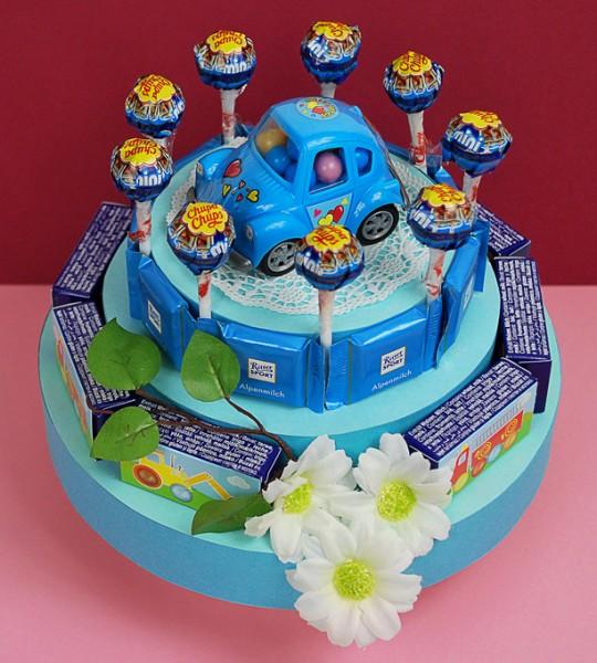 Candy Torte / Süsswaren-Torte